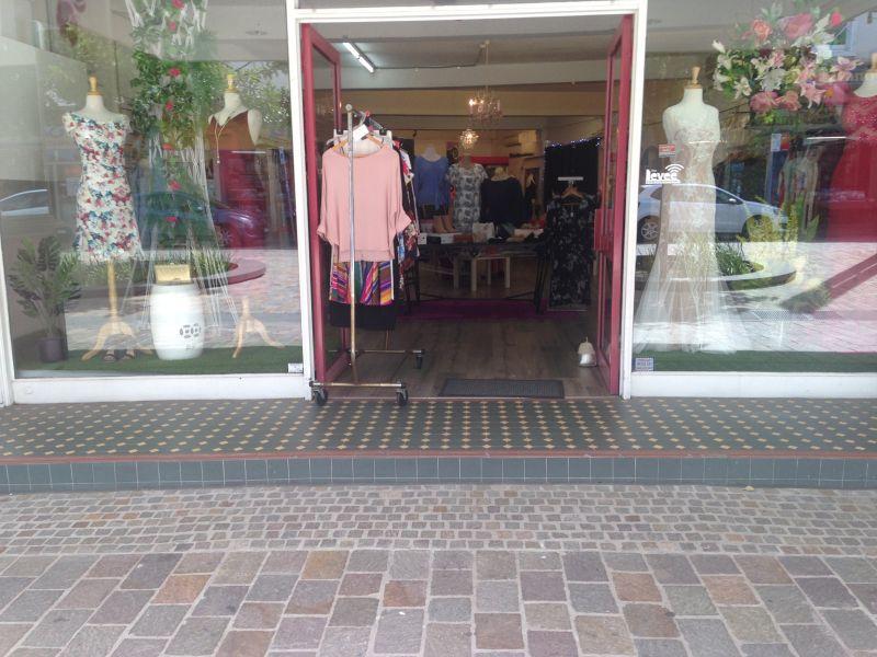 Woman's Boutique Retail Shop