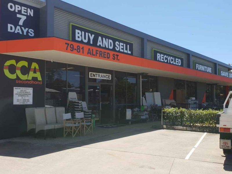 CCA Secondhand Cairns Furniture Store In Quality Secondhadn Furniture Is For Sal