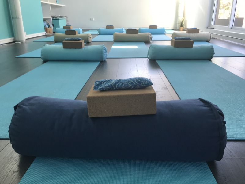 Easy to manage Boutique Yoga Studio on Sydney's North Shore