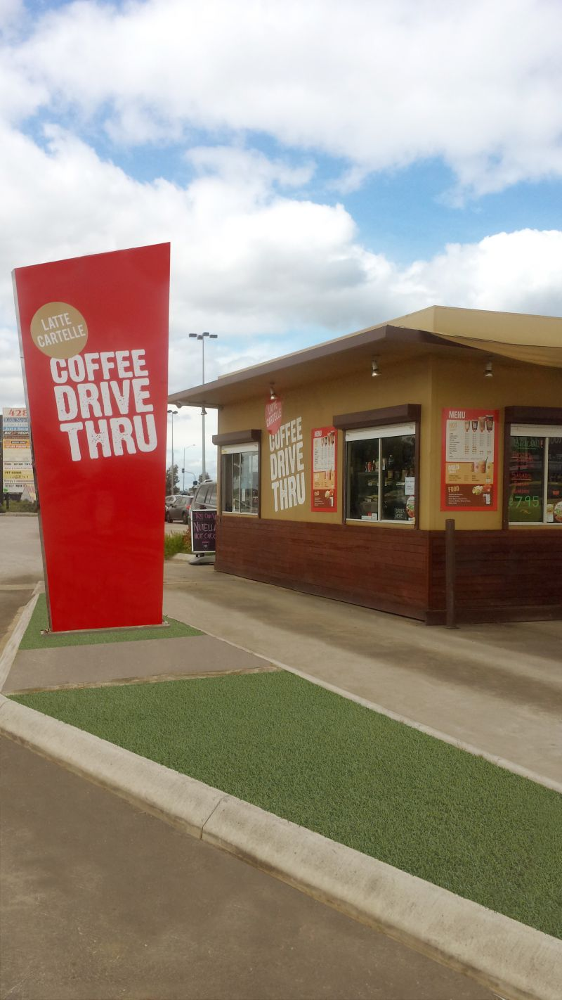 Drive Through Coffee Business for sale
