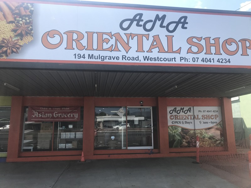 Oriental Grocery Business For Sale