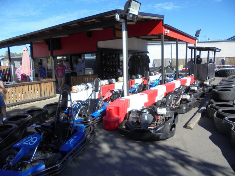Hire Go Kart Business