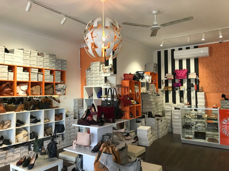 Shoe Shop for sale  - a  great store in a beautiful location!