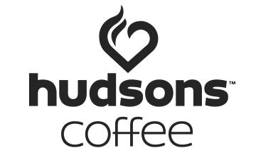 Hudsons Coffee Logo