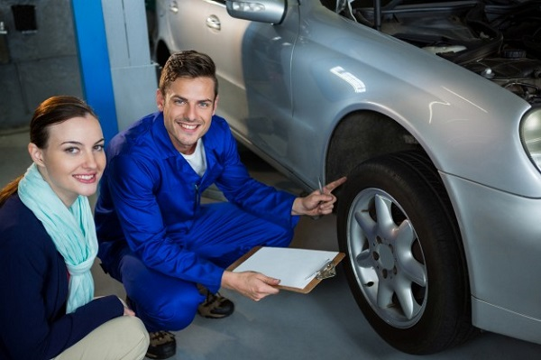 Fast-Growing Mechanical Service/Repair Centre Providing a High Net Income