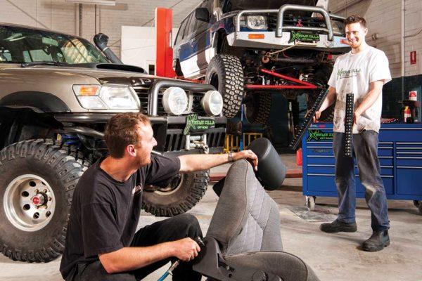 Market Leading Equipment & Vehicle Repairs, Maintenance & Servicing