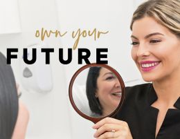 Own your future with SILK Laser Clinics   Aesthetics Business Opportunity