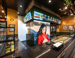 Freshest Vietnamese Food Franchise - Roll'd Ready in DFO Essendon (VIC)!