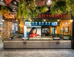 Roll'd in La Trobe University - Best Vietnamese Food Franchise Opportunity!