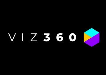 VIZ360 Logo