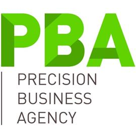 Precision Business Agency Logo