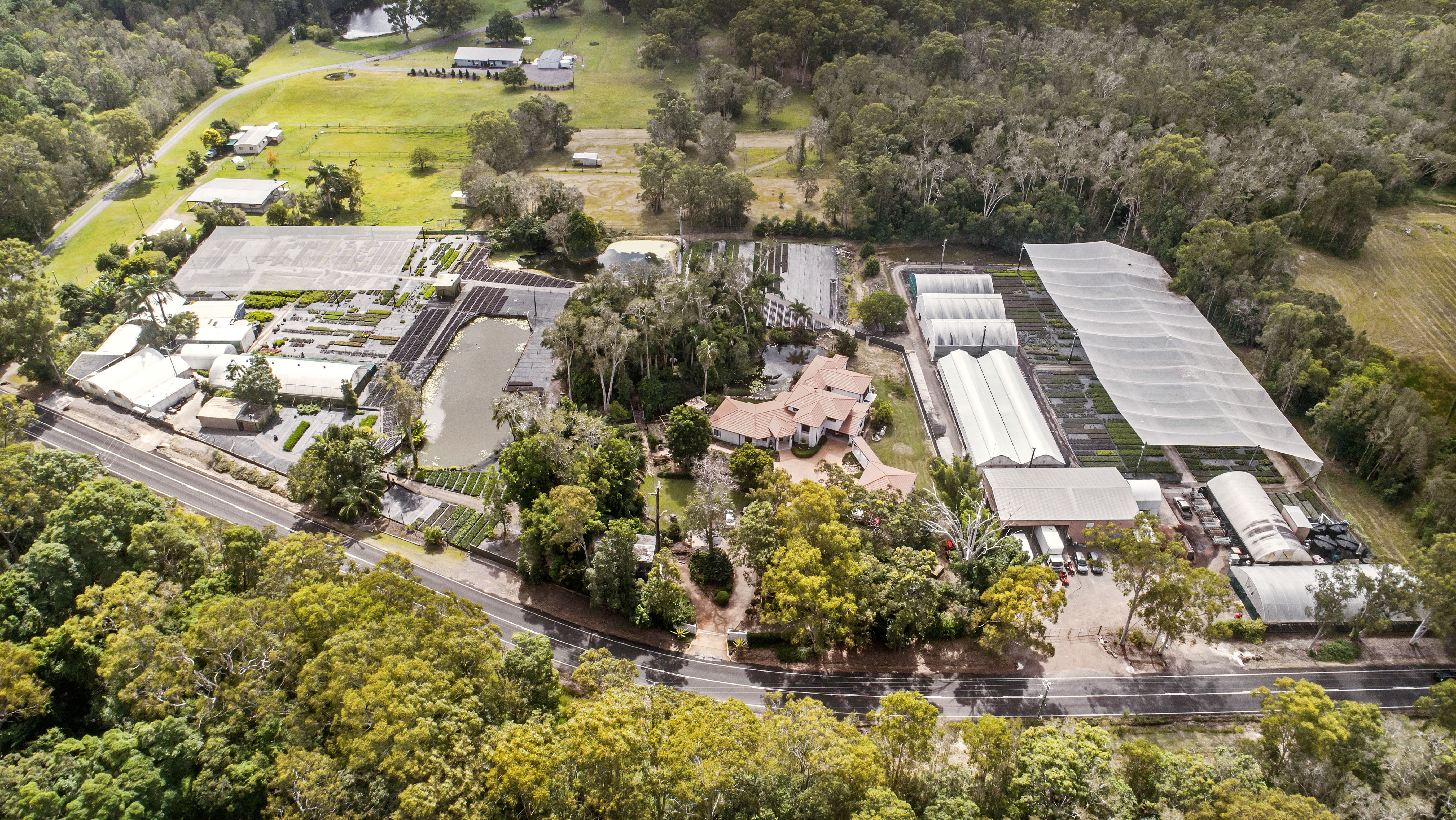 Significant Wholesale Production Plant Nursery (Including Land)