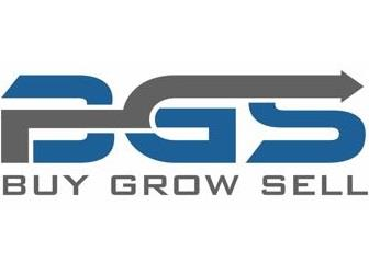 Buy Grow Sell Logo