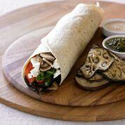 Le Wrap Westfield Eastgardens (existing ): Freshly Grilled Healthy Wraps & salad
