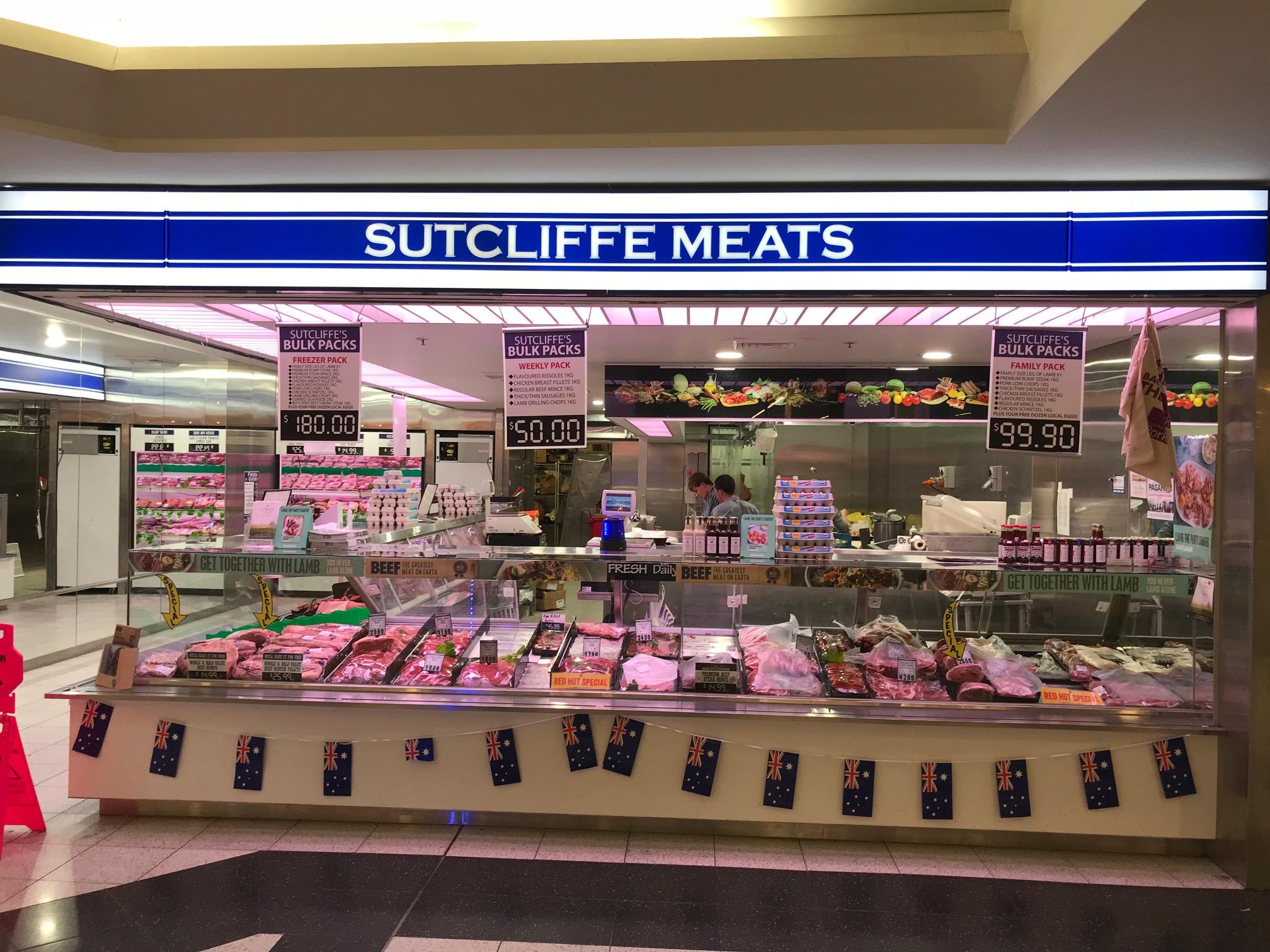 Butcher - Central Tablelands NSW