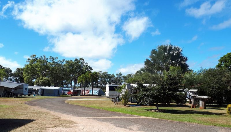 Tablelands Caravan and Mobile Home Park - Room For Expansion on 4 hectares (10 a