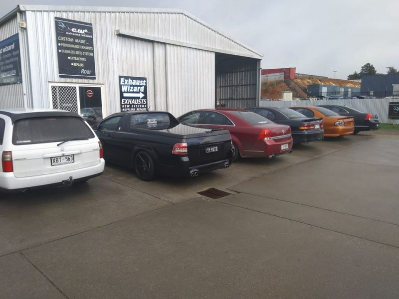 LOVE PLAYING WITH CARS - AUTO MECHANICAL AND EXHAUST REPAIR BUSINESS