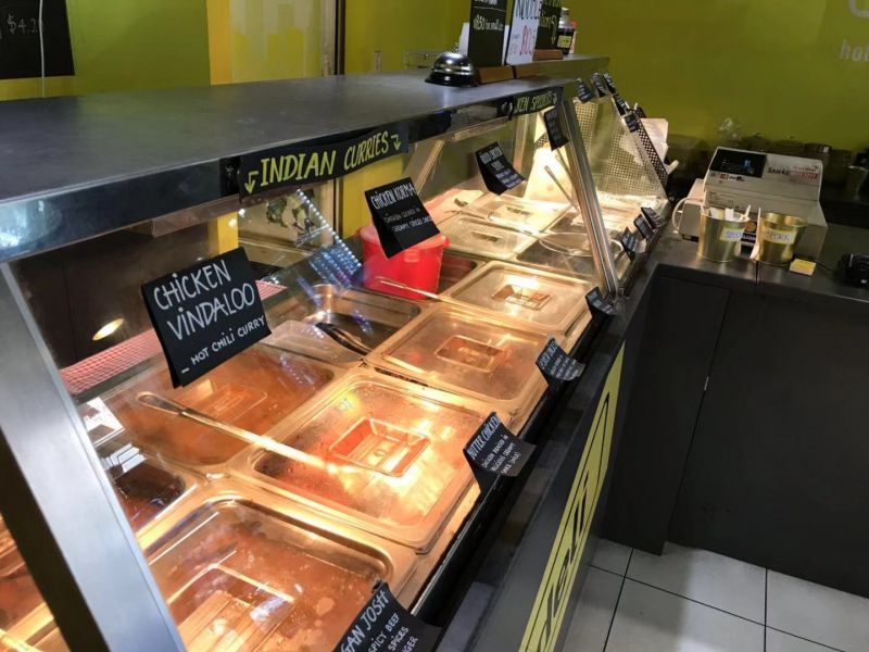 Adelaide CBD Snack and lunch Bar takeaway business for sale