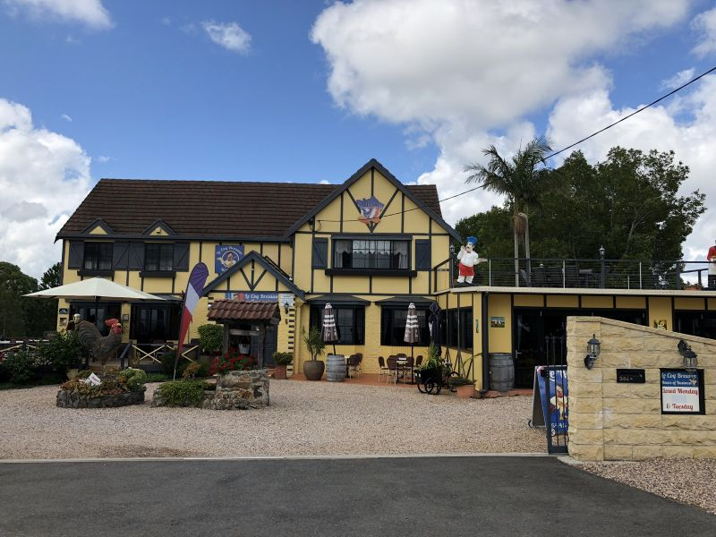 Le Relais French Restaurant and French Cafe are For Sale as a Whole or Part