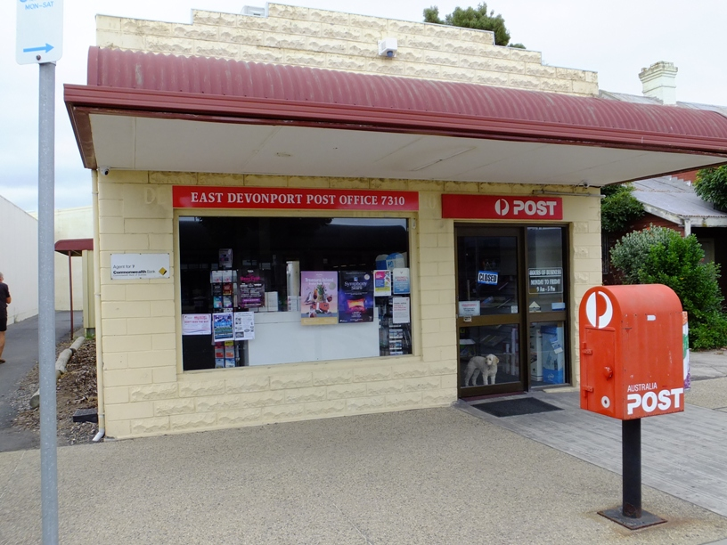 East Devonport LPO Business & Property. 2 Terminals, 5 Days