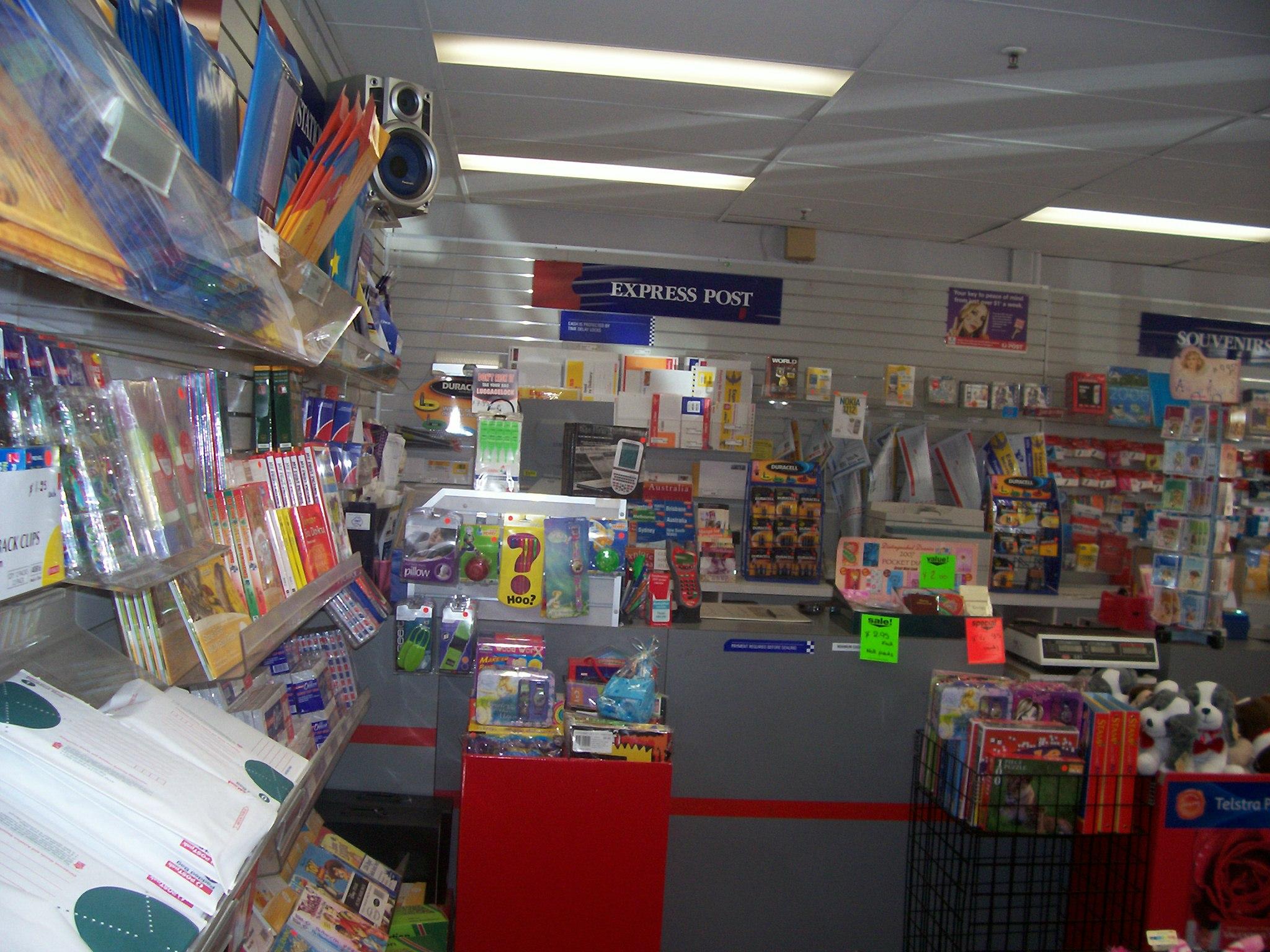 Karabar LPO, Canberra Suburbs, 2 Terminals