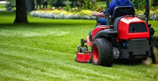 LAWN MOWING & GARDEN MAINTENANCE