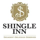 Shingle Inn Cafe Drive Thru Logo