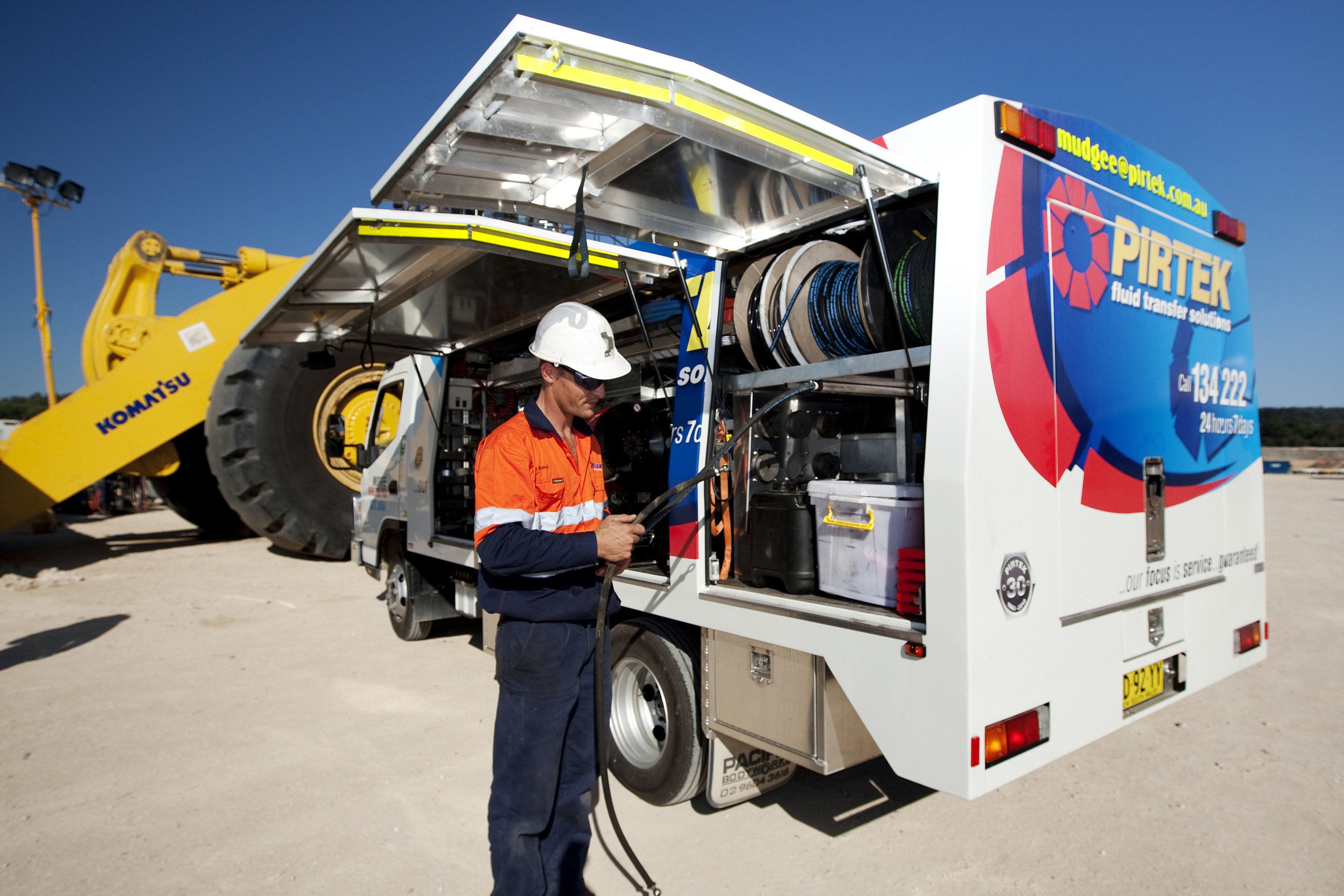 Pirtek Franchise Available - Alice Springs