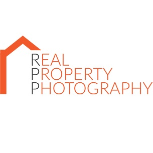 Real Property Photography Logo