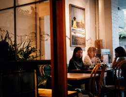North Sydney Café – Five Days