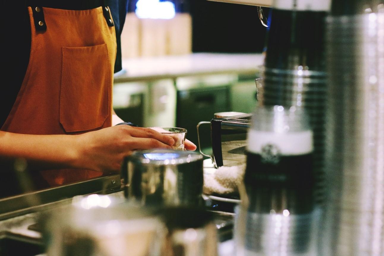 Busy Eastern Suburbs Café