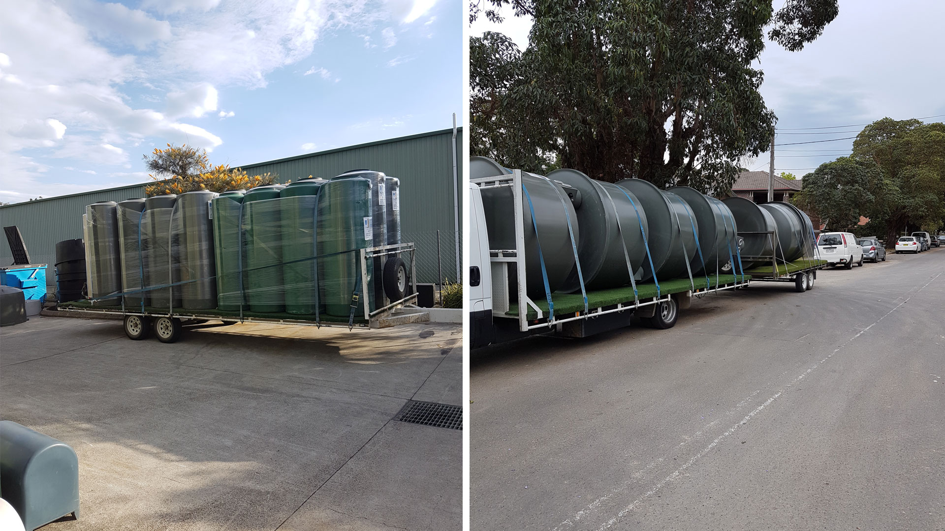 Liquid Gold Leading Manufacturer of Water Storage Tanks For Sale Sydney Area