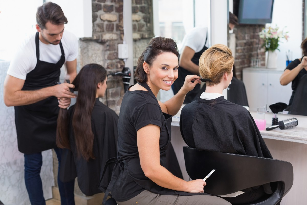 Inner North Brisbane hair salon for sale in Queensland
