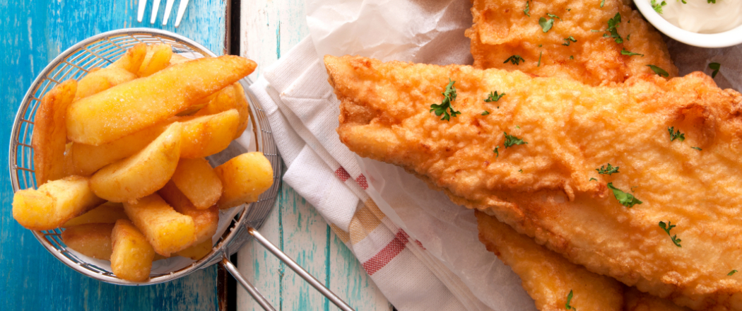 Seaside Longstanding Fish and Chips Takeaway in Southern Suburbs