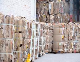PAPER AND CARDBOARD COLLECTION AND RECYCLING COMPANY FOR SALE!