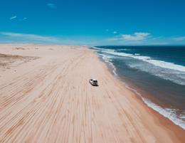 Fraser Island Adventure Travel Business For Sale