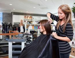 Beautiful boutique hair salon for sale Burleigh Heads Gold Coast.