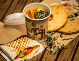 6 days well established Yiros/kebab takeaway Cafe at prime location