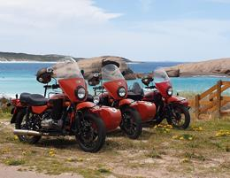 Motorcycle Sidecar - Tour Business for Sale
