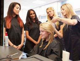 Toowong, Inner city Brisbane hair salon for sale. Perfect first business for a h
