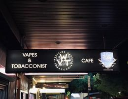 Vapes and Tobacconist Cafe, Liverpool Region