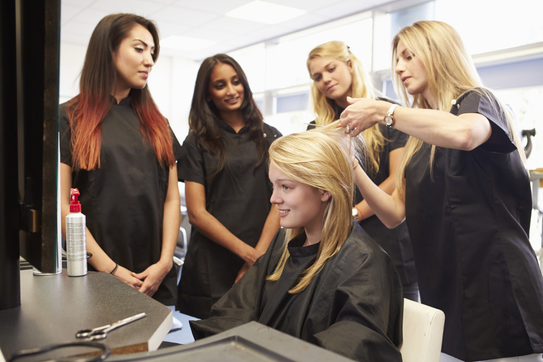 Artarmon Hair salon for sale in busy Sydney suburb in New South Wales
