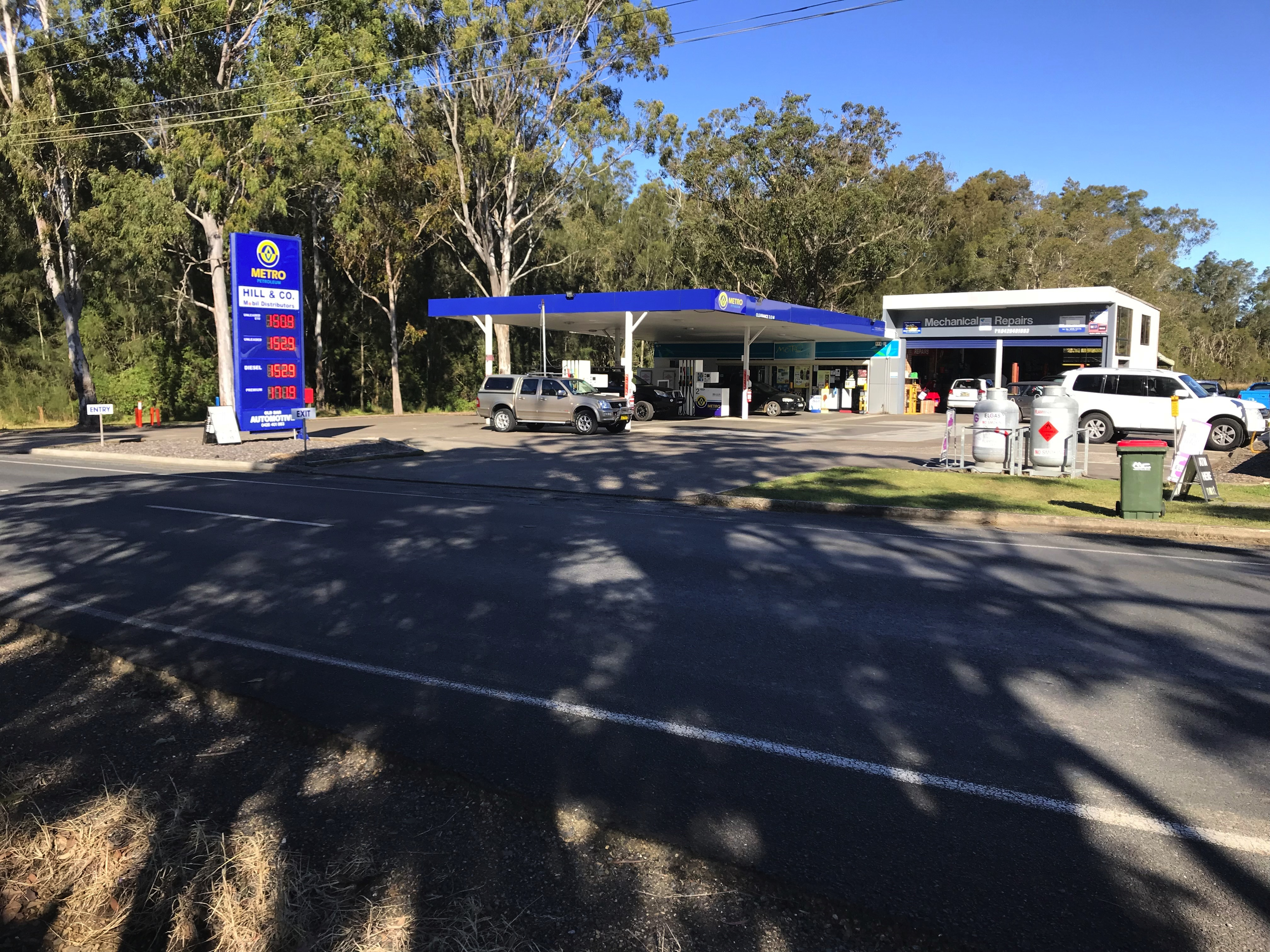 Service Station Business For Sale with NO COMPETITION in town - East Coast NSW