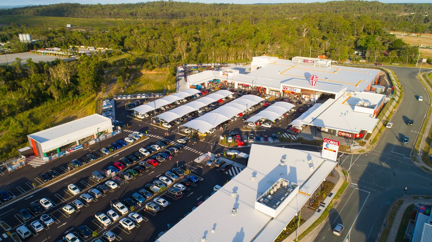 COOMERA CITY CENTRE RETAIL: ONE OF THE BEST, IF NOT THE BEST RETAIL LOCATION SPA