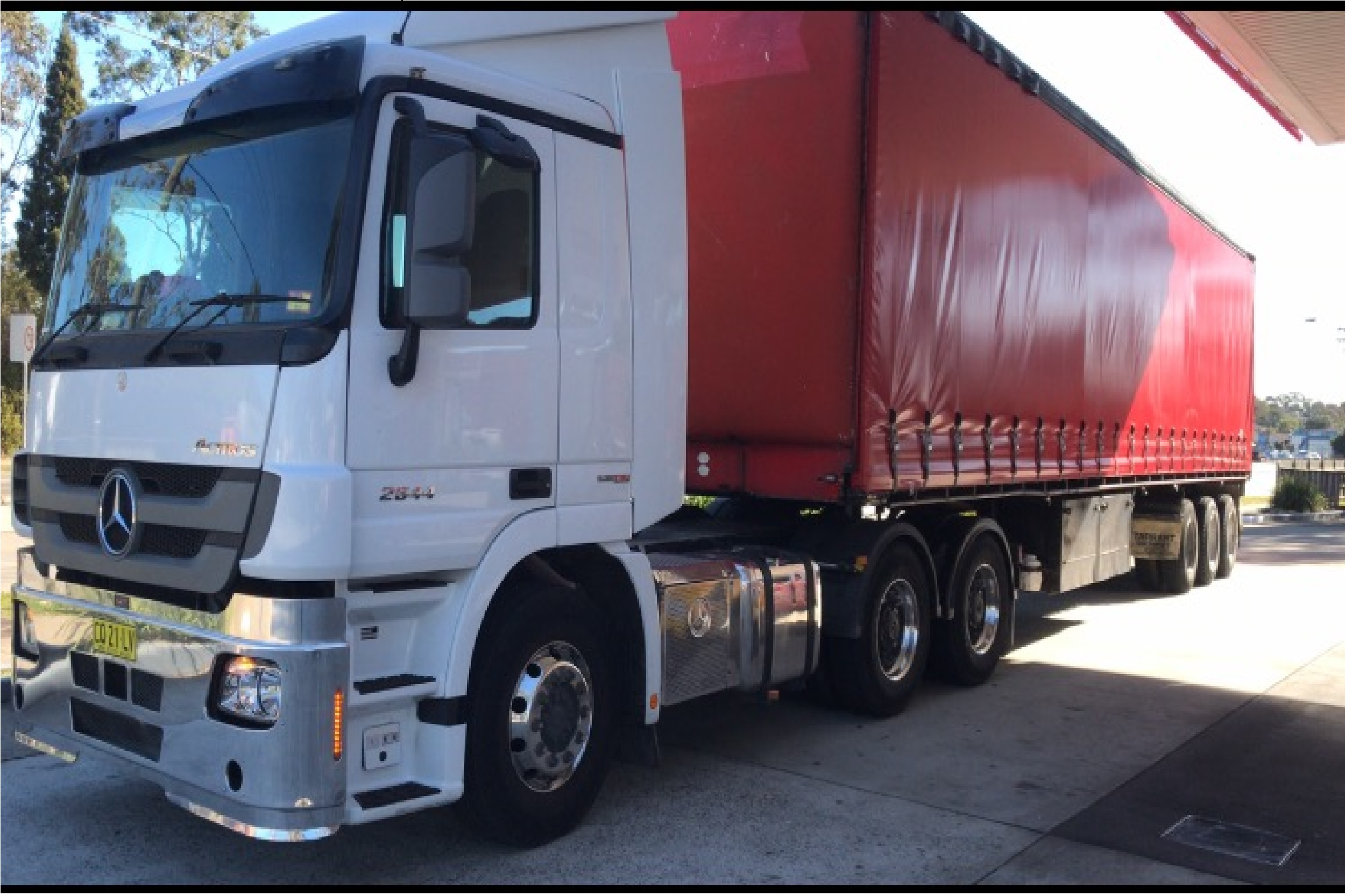 Medium size Transport Logistic Company For Sale in Sydney in New South Wales