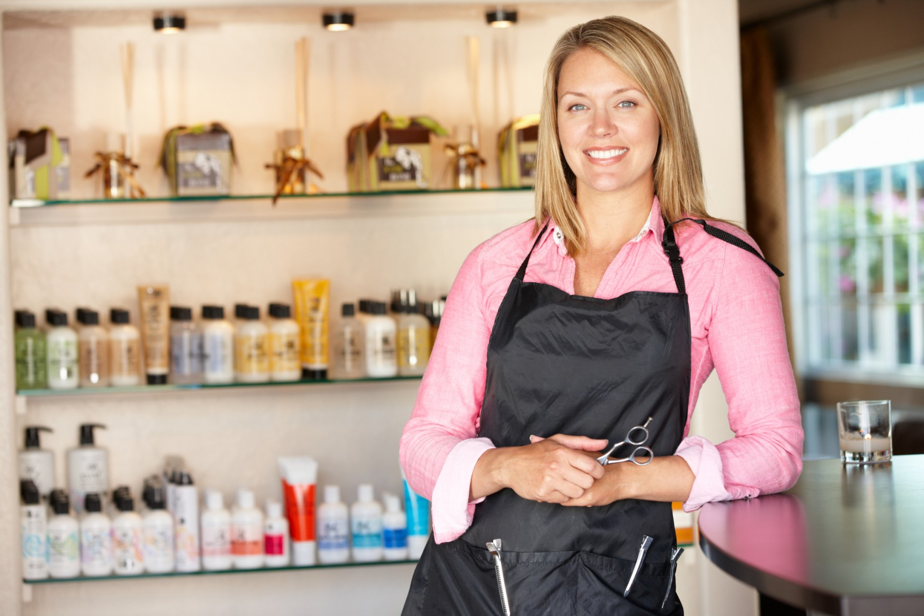 Stylish Hair Salon For Sale in Newcastle in New South Wales, Australia