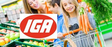 IGA Supermarket Store with Freehold For Sale
