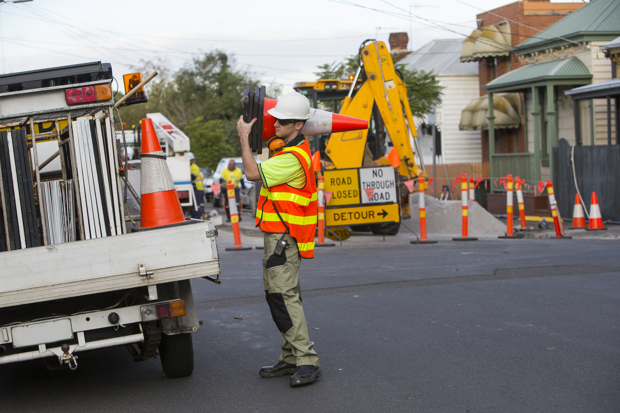 Profitable Traffic Control Business on the Gold Coast and South Brisbane