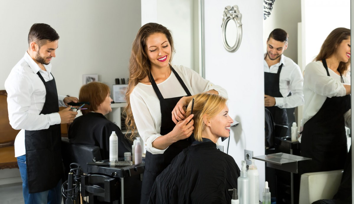 Gladesville Hair salon for sale at an entry price