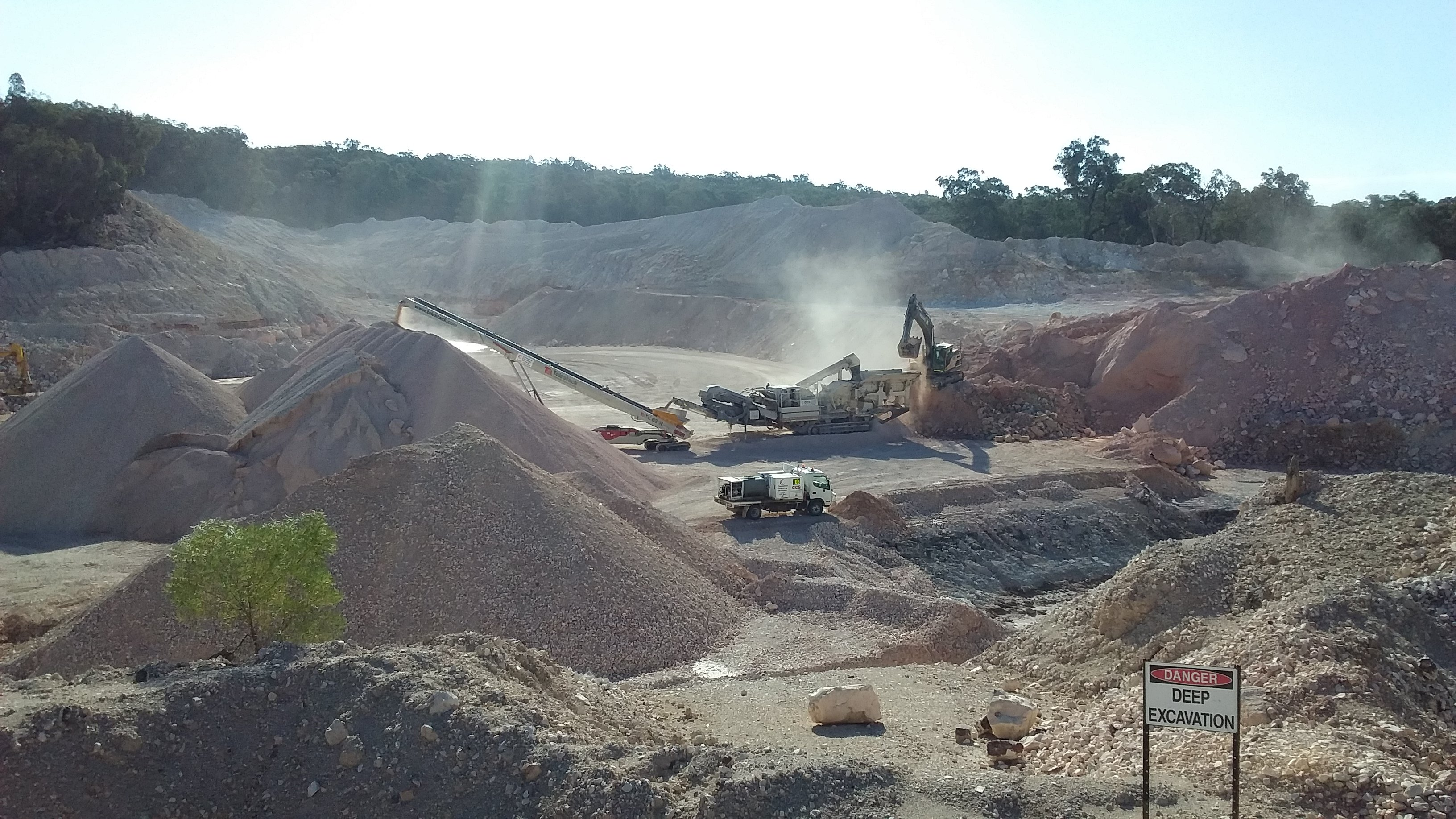 Ulan Stone Mine for Sale – Ulan